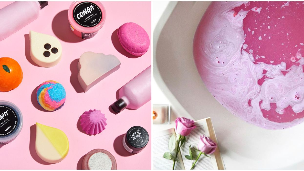Lush Invented Unbelievable New Skincare Products For Its Canada Summer Collection
