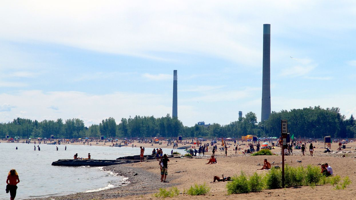 Toronto's Beaches Keep Getting Deemed Unsafe For Swimming Due To High E. Coli Levels