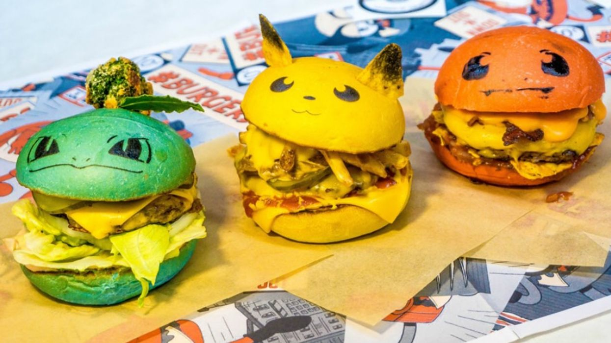 A Pokémon Pop-Up Bar Is Coming To Atlanta This Fall And You Can Battle Live