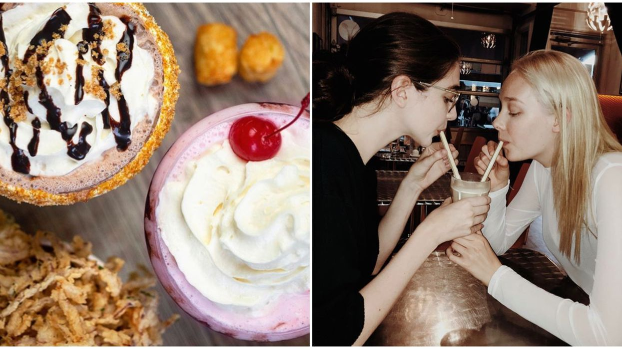 6 Places You Can Get 'Boozy Milkshakes' In Toronto