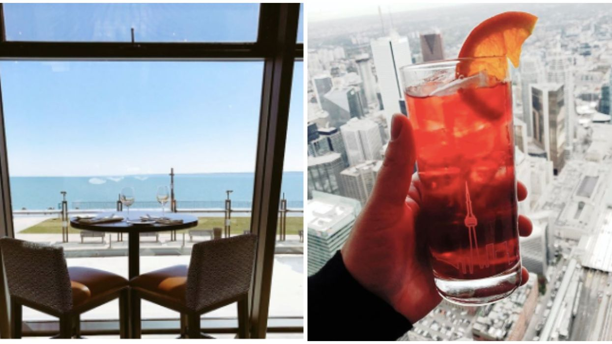 The Top 100 Canadian Restaurants With The Most Breathtaking Views Were Just Revealed