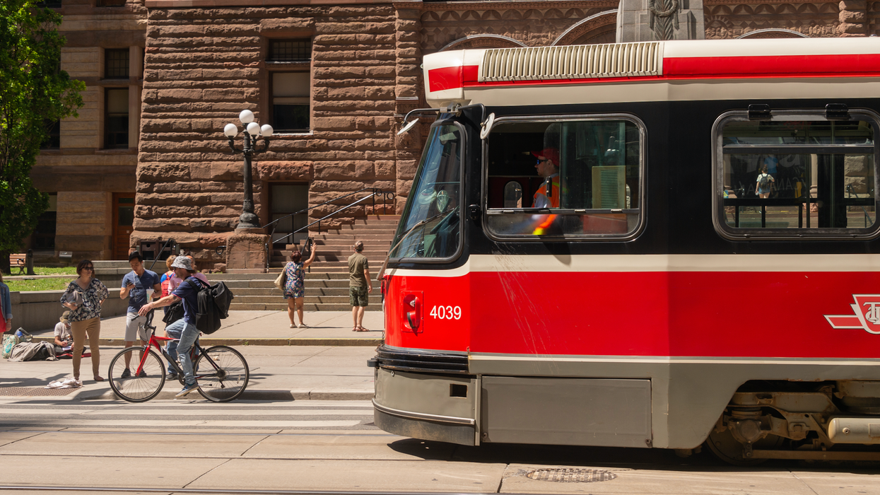 Toronto Commuters Are Fed Up With The Lack Of Proper Air Conditioning On The TTC