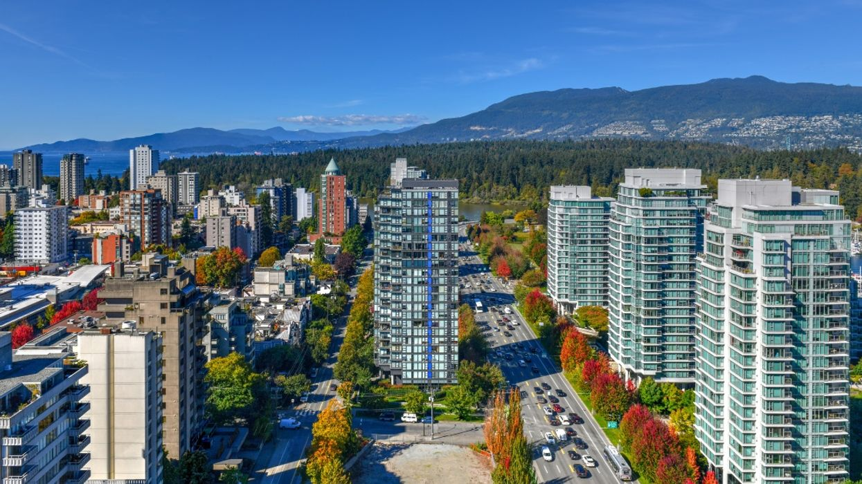 Vancouver Was The Only Canadian City Ranked As A Top Bucket List Destination In The World
