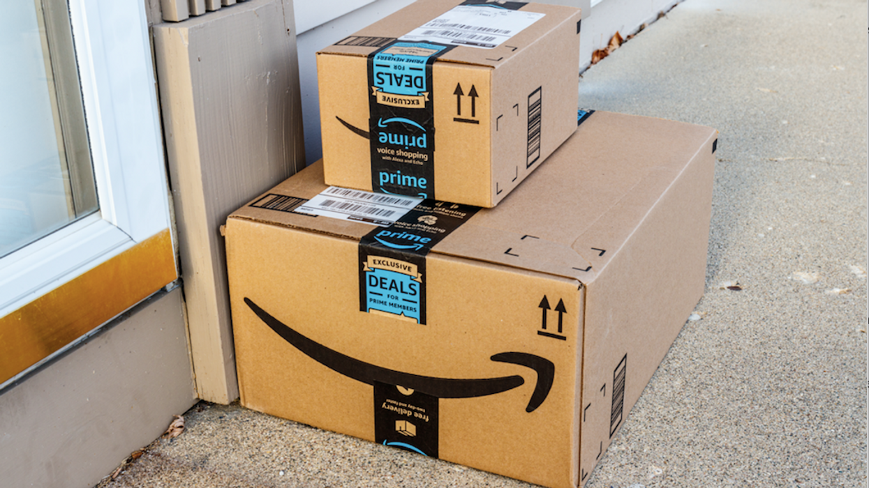 Canada's Top Selling Amazon Prime Day Items Were Super Weird This Year