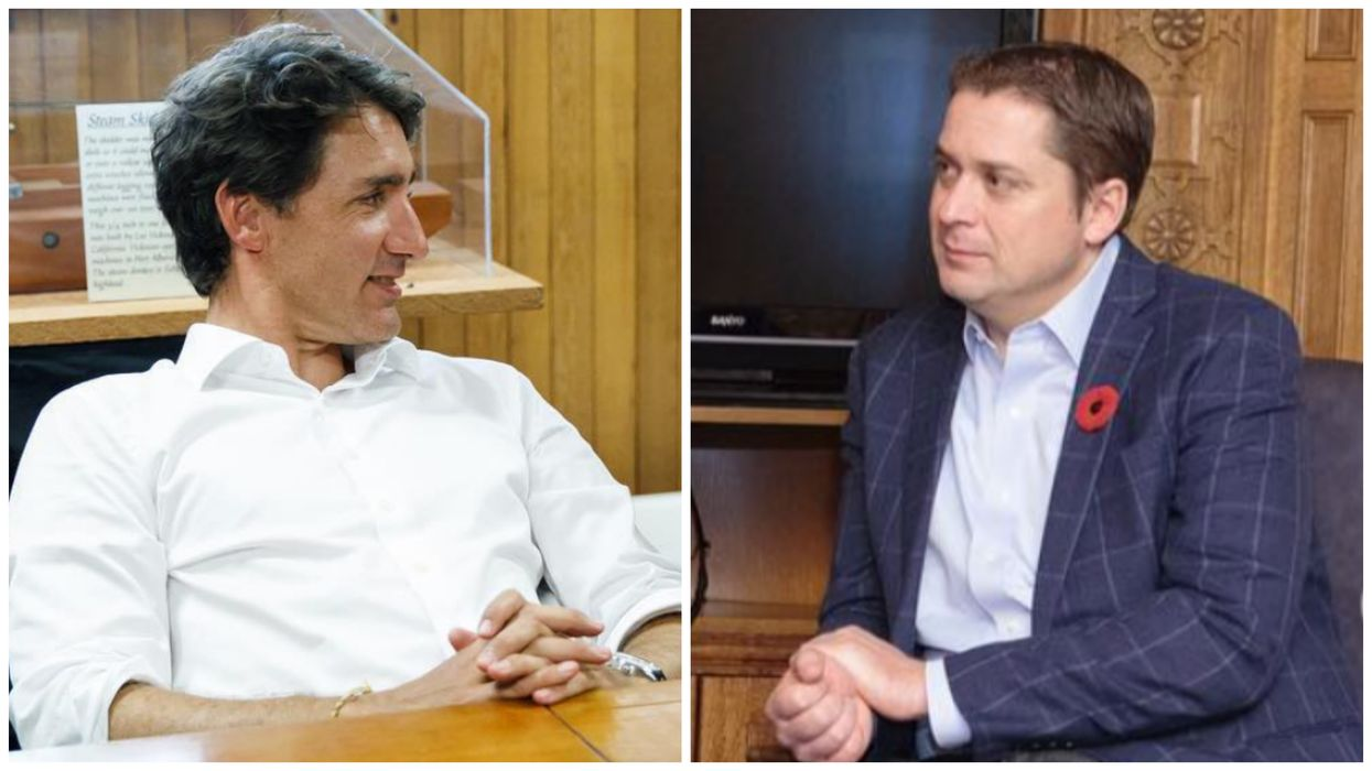 New Study Shows That Voters Don't Want Trudeau OR Scheer To Win The Next Election