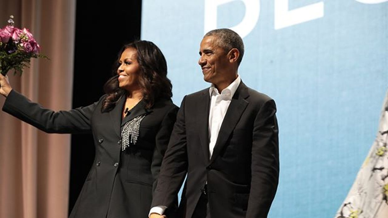 Canadians Officially Love The Obamas More Than Anyone Else In The World