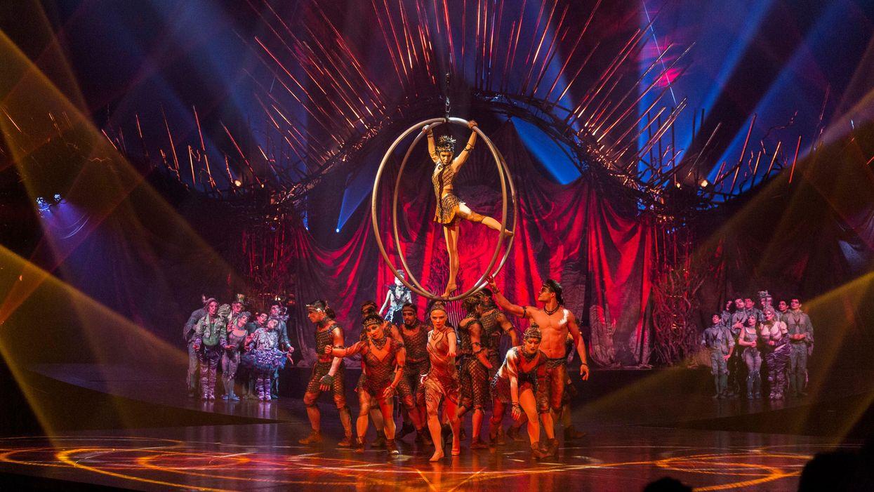 Cirque du Soleil, Alegria, 01600-LNT, NarTO