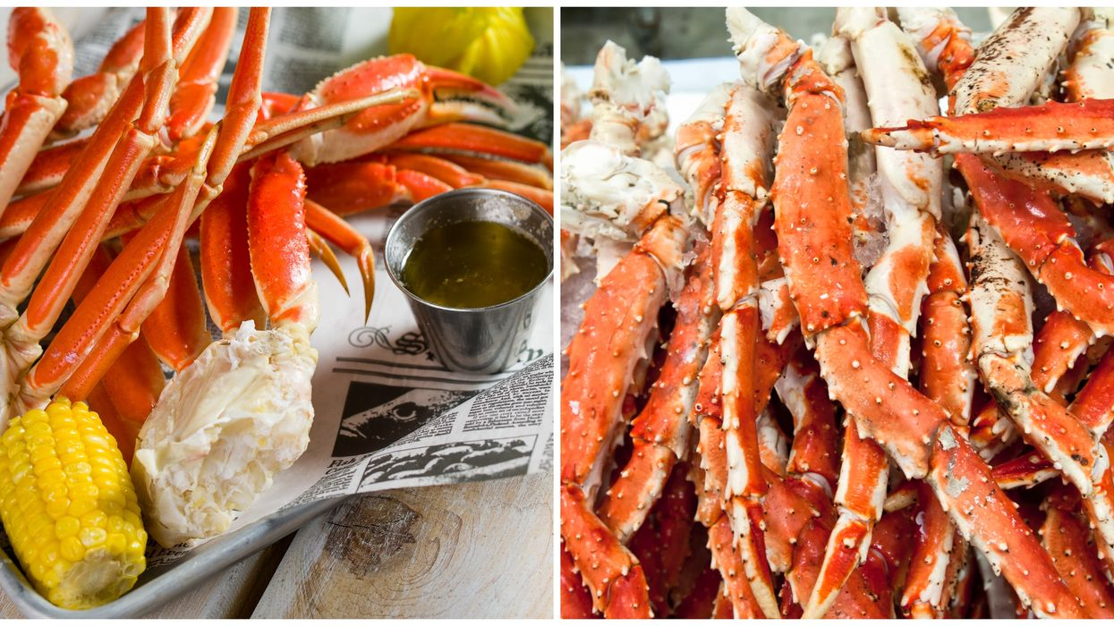This Restaurant In Jacksonville Has An All-You-Can-Eat Crab Leg Event Every Month