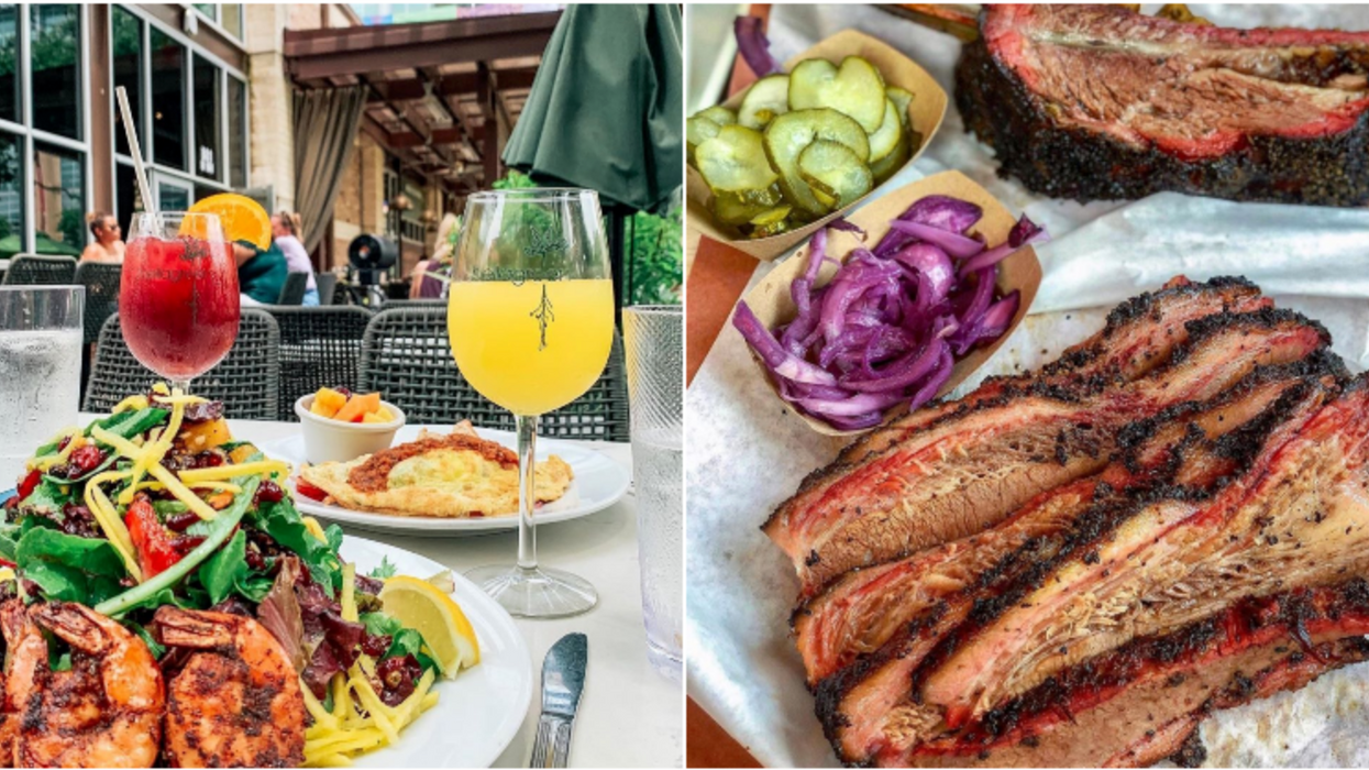 13 Bucket List Houston Restaurants You Need To Try If You Haven't Already