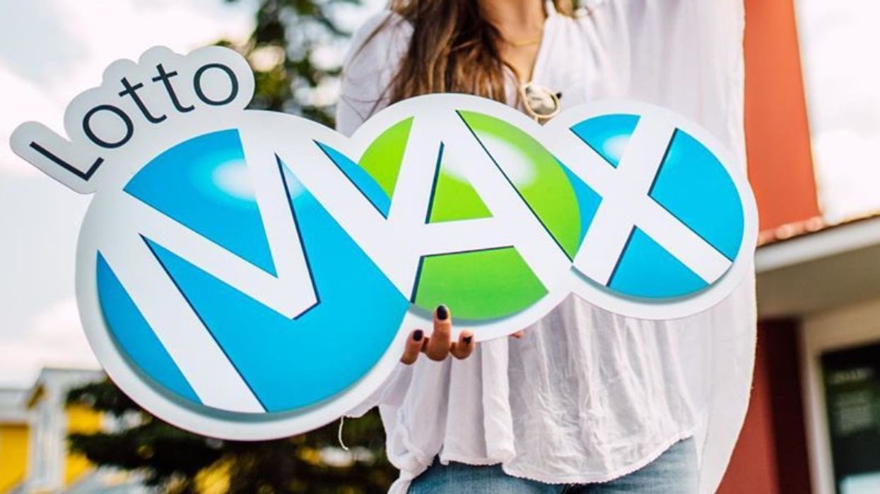 Canada's Lotto Max Now Looking For The Winner Of An Unclaimed $60 Million Lottery Ticket