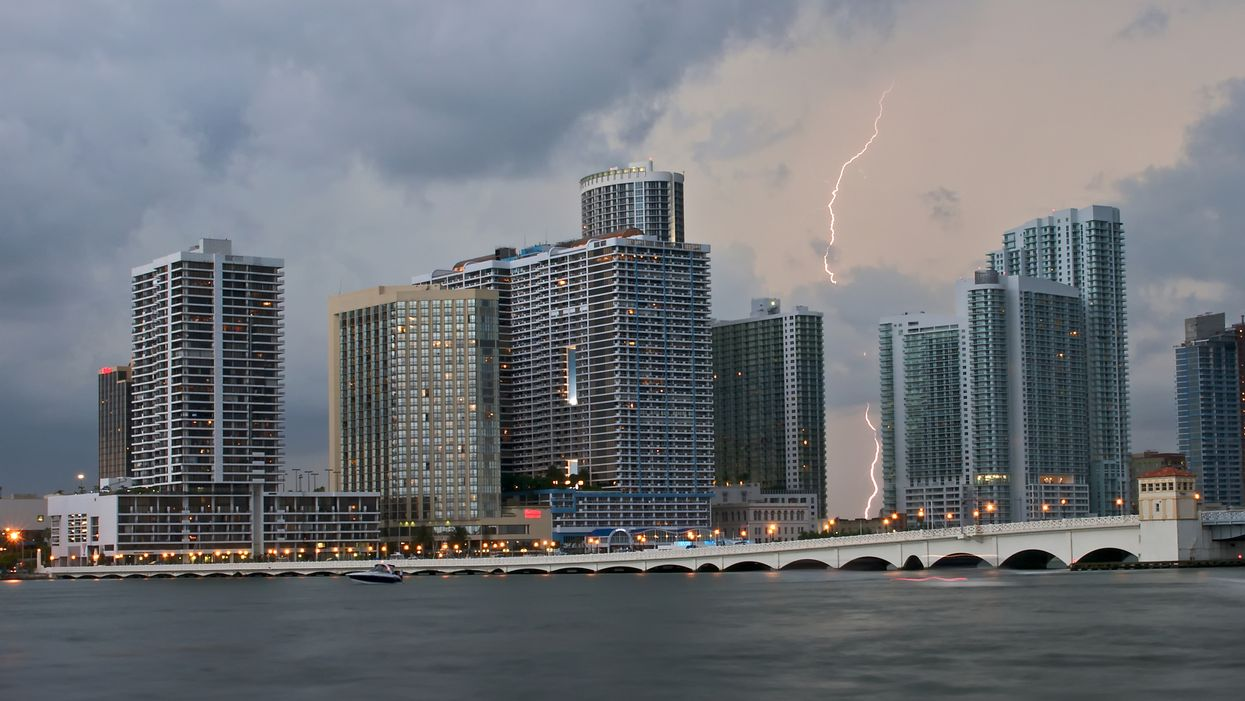 Heavy Downpours, Rip Currents And Flash Flooding Forecasted This Week In Miami