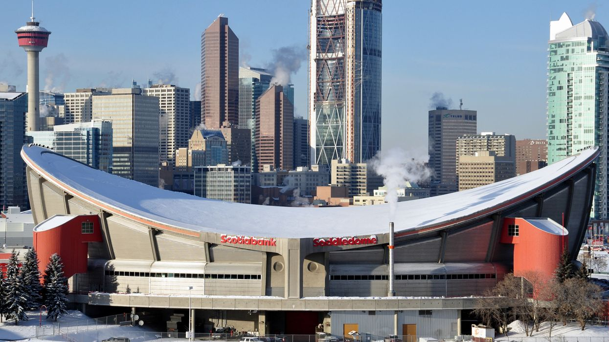 Calgarians Are Furious They Only Have A Week To Decide On The New $550 Million Flames Arena