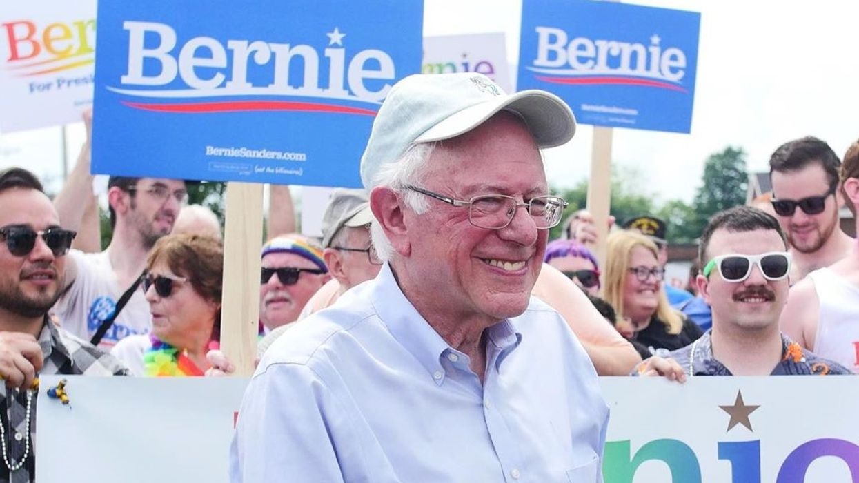 You Might Bump Into Bernie Sanders In Canada This Weekend At Your Pharmacy
