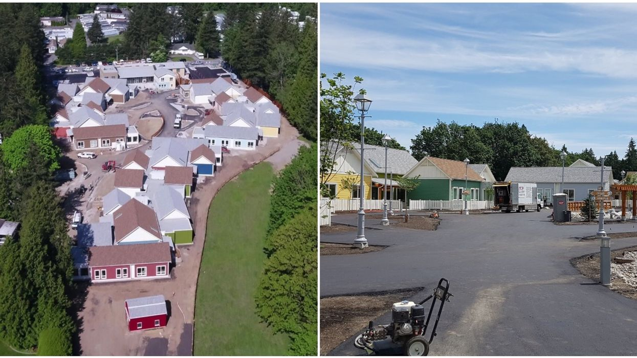 Your First Look Inside Canada's First-Ever 'Dementia Village' Opening This August (PHOTOS)