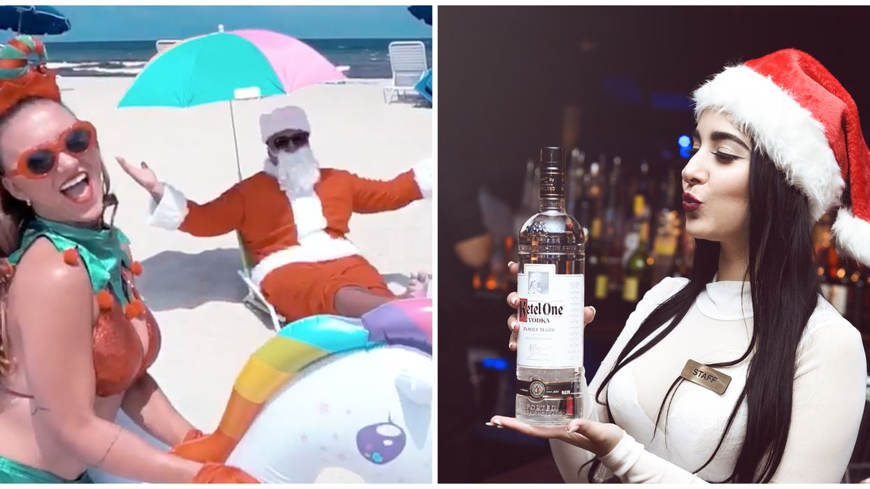 This Spot In Miami Is Transforming Into A 'Christmas In July' Themed Wonderland This Weekend