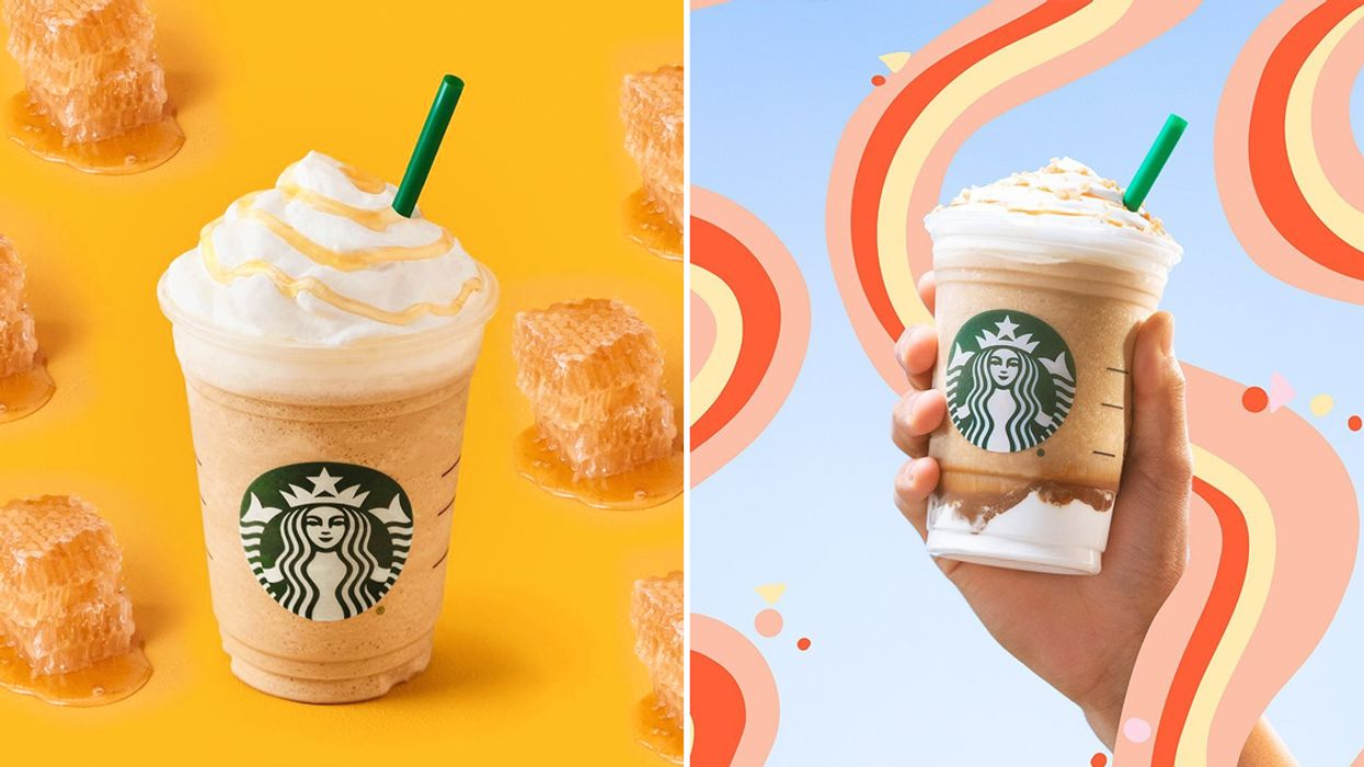 You Can Get 50% Off Starbucks Frappuccinos Across Canada Today Only