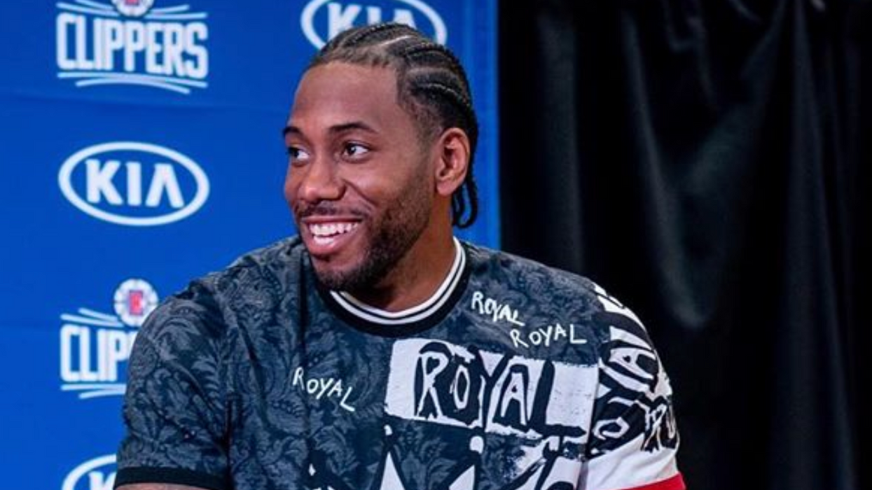 Kawhi Tells Toronto How He Really Felt About Those Helicopters Stalking Him To His Raptors Meeting