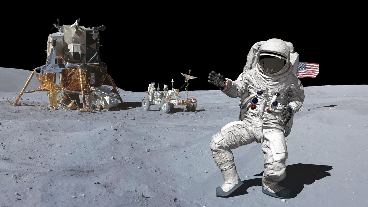 Thanks To A Miami Researcher We Might Actually Be Building A Habitable Base On The Moon Soon