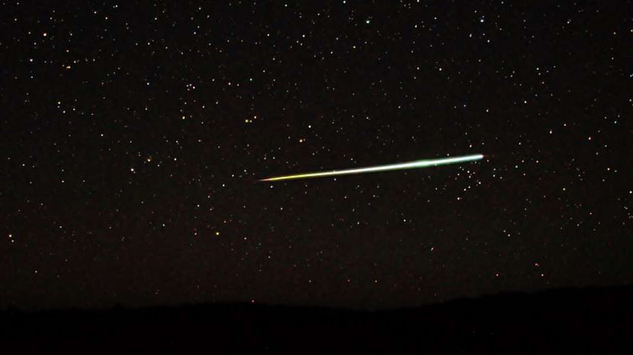 A Massive Fireball Was Spotted Falling From The Sky In Ontario (VIDEO)