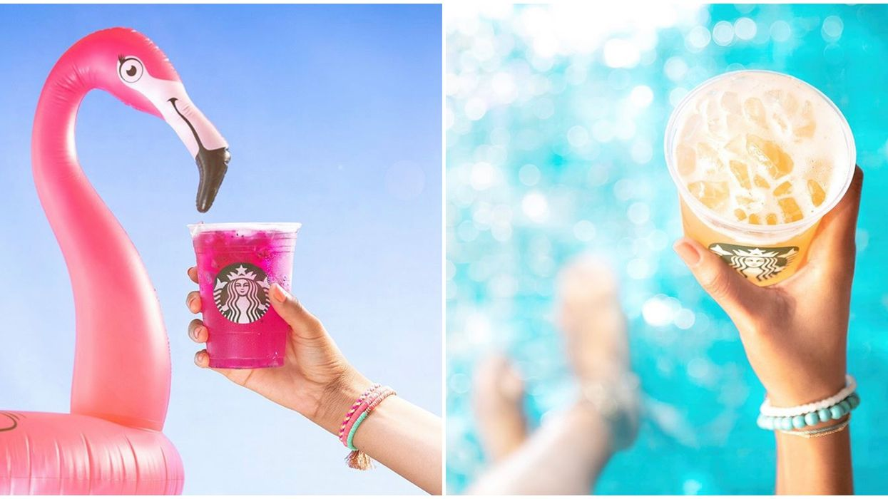 11 Deliciously Refreshing Starbucks Drinks You Need To Try In Canada Before Summer Ends