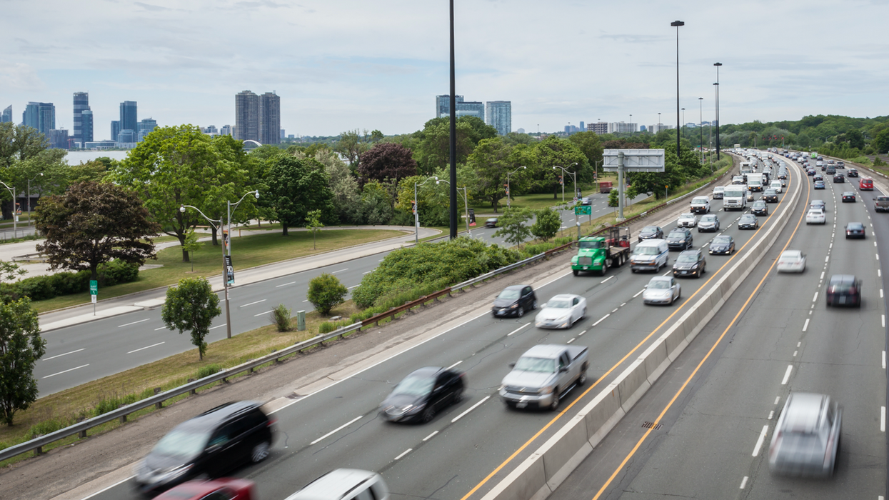 Toronto's Officially Getting 50 Speed Cameras By The End Of This Year