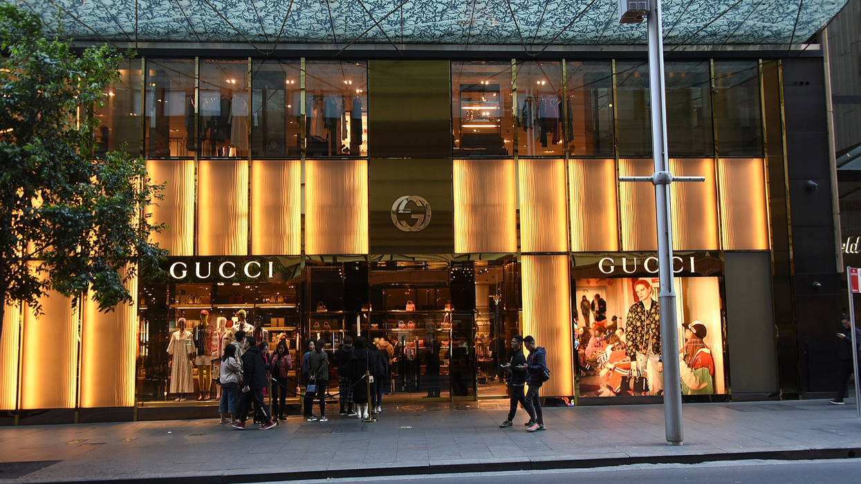A Canadian Woman Is Suing Gucci For $2.5M After She Claims The Designer Brand Left Her Disfigured