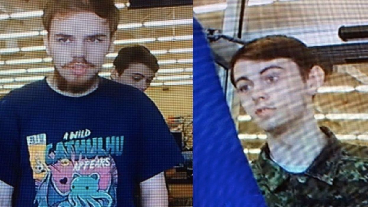 RCMP Warns The Public In New Update On Two Teens Wanted For Northern BC Murders