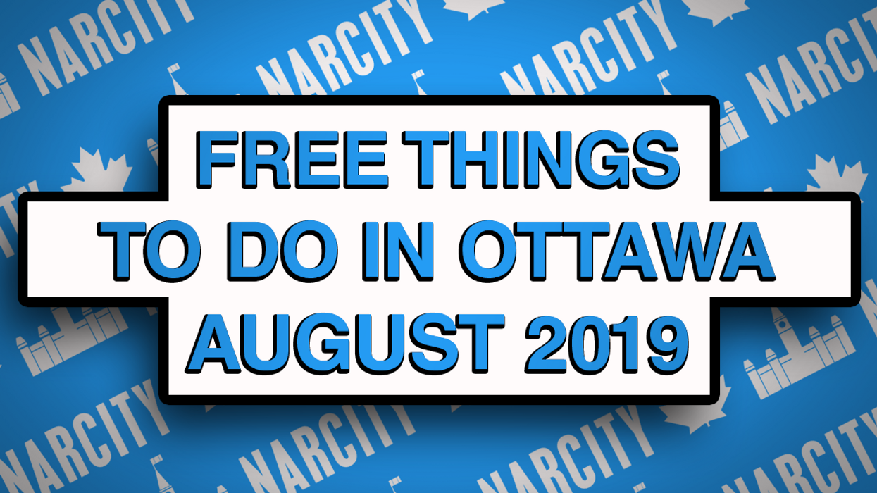Free Things To Do In Ottawa This August