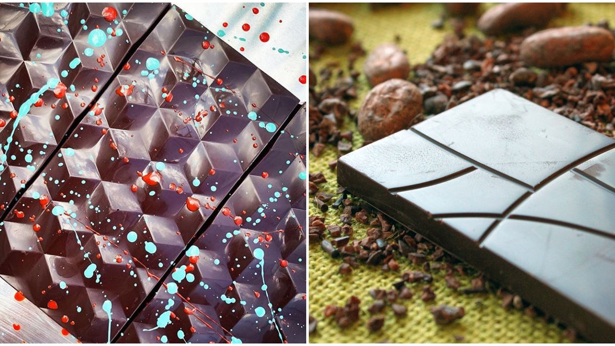 A Huge Chocolate Festival Is Happening In Ottawa This Fall & We're So Ready