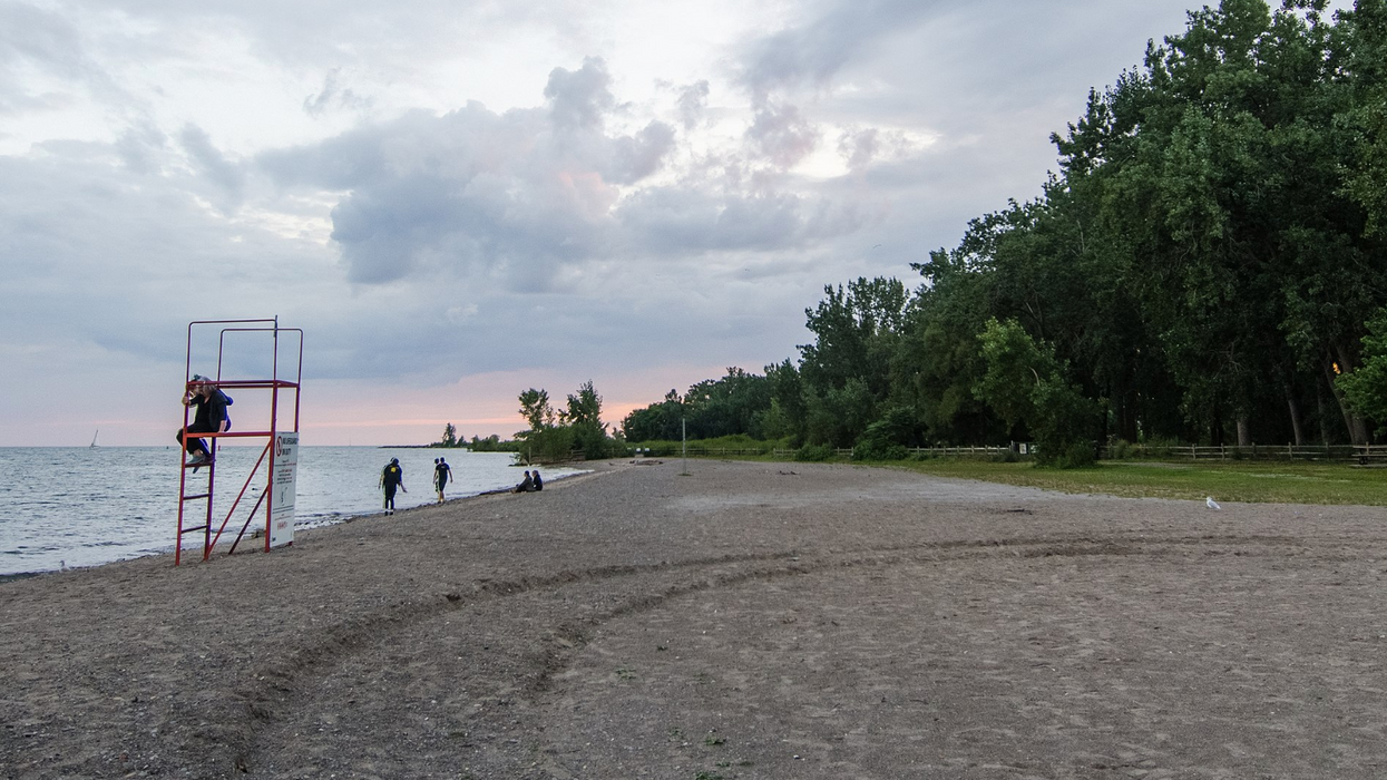 Toronto Woman In Life-Threatening Condition After Being Pulled From Cherry Beach