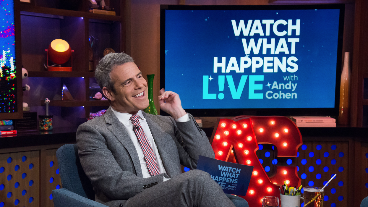 You'll Soon Be Able To Stream 'Watch What Happens Live With Andy Cohen' In Canada, Here's How
