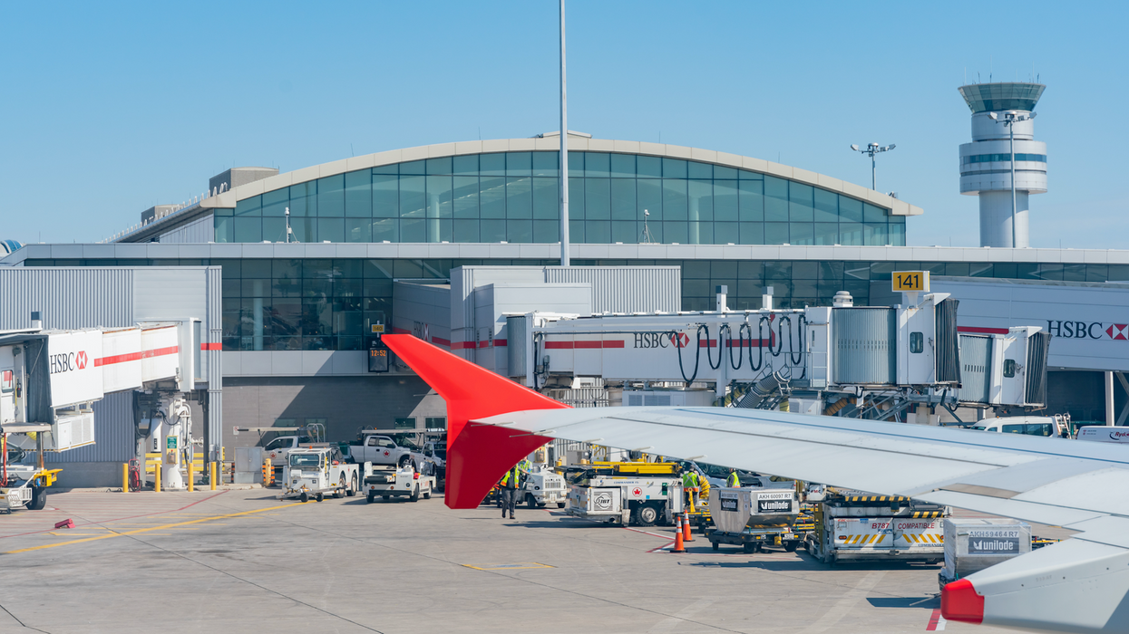 Police Just Busted A Massive Drug Trafficking Ring At Toronto's Pearson Airport