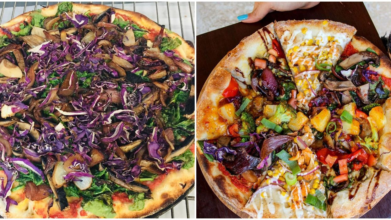 Even Non-Vegans Are Loving The Vegan Pies At This Gourmet Pizza Parlor In Tampa