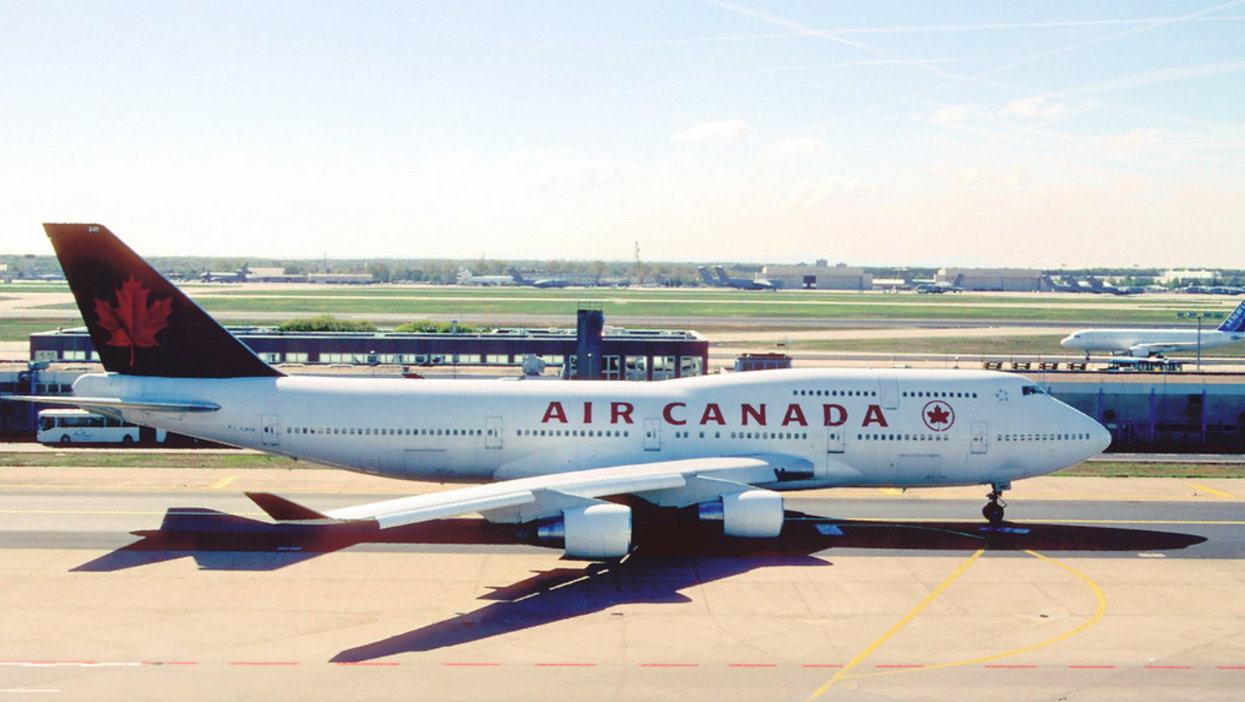 Air Canada Accused Of Charging Canadians In US Dollars For Domestic Canadian Flights