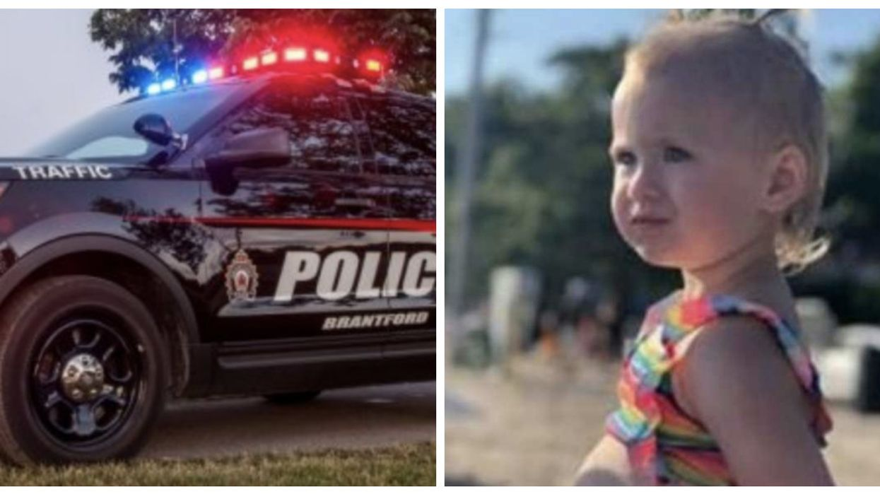 Father Of Two-Year-Old Girl In Ontario Amber Alert Now Faces Multiple Charges