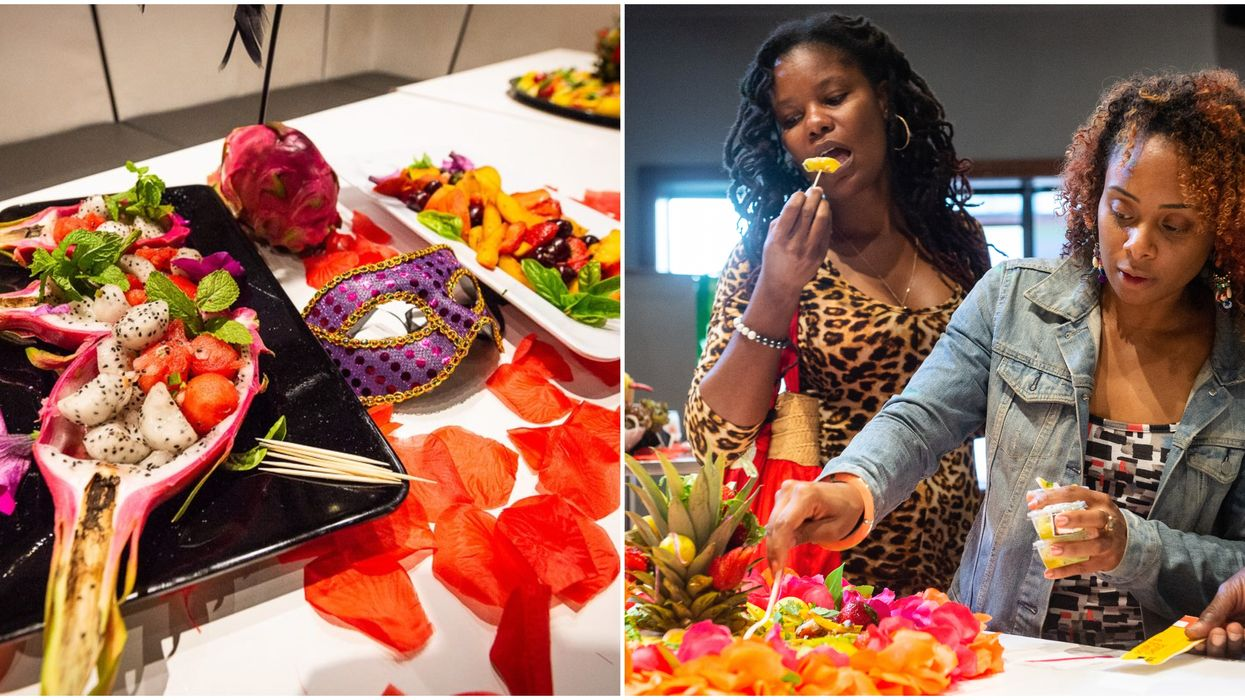 You'll Absolutely Love The Vibrant Colours And Delicious Fruitiness Of August's Caribbean Chow Festival