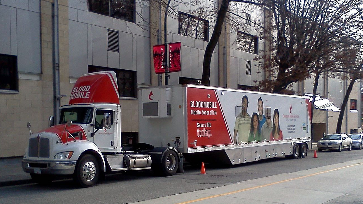 A Donor Says They Were Refused By Canadian Blood Services After Changing Their Gender To 'X'