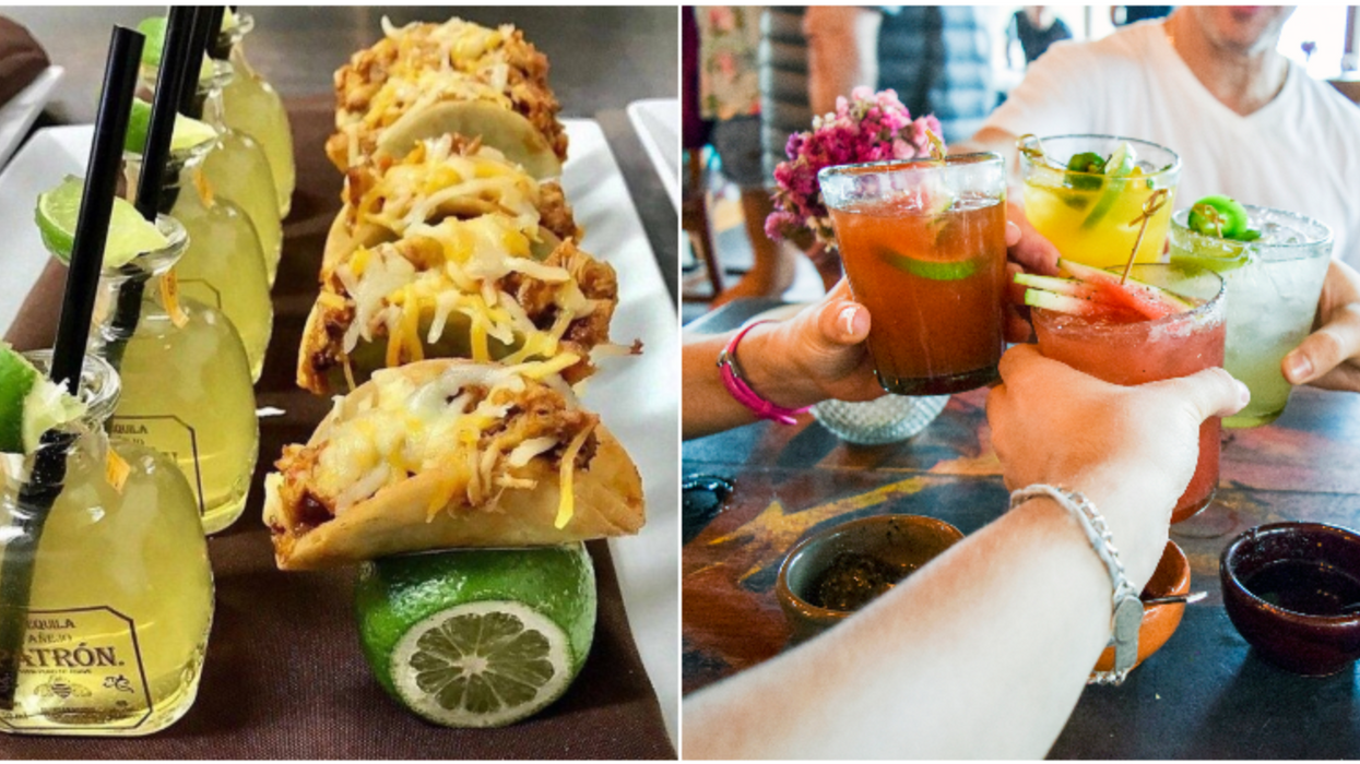 You Can Enjoy Free Tacos And Endless Margaritas At This Mouth-Watering Event In Houston This Fall