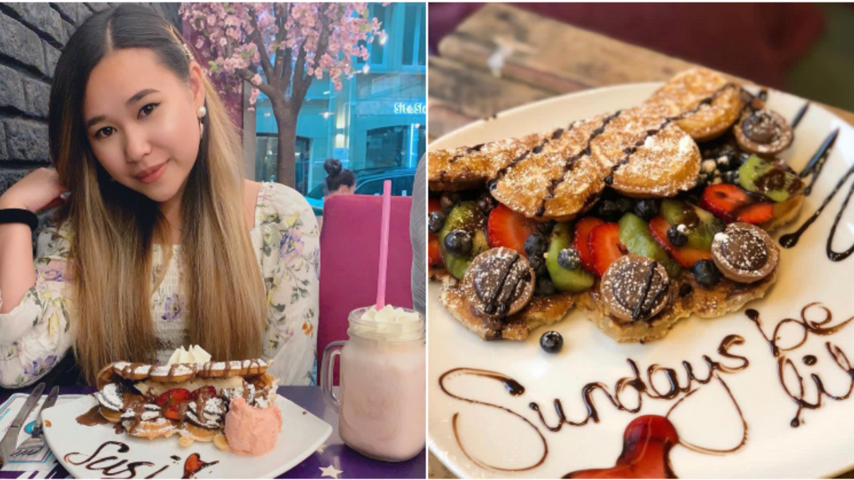 This Europe-Exclusive Waffle Shop Is Having Their Grand Opening In Houston This Week