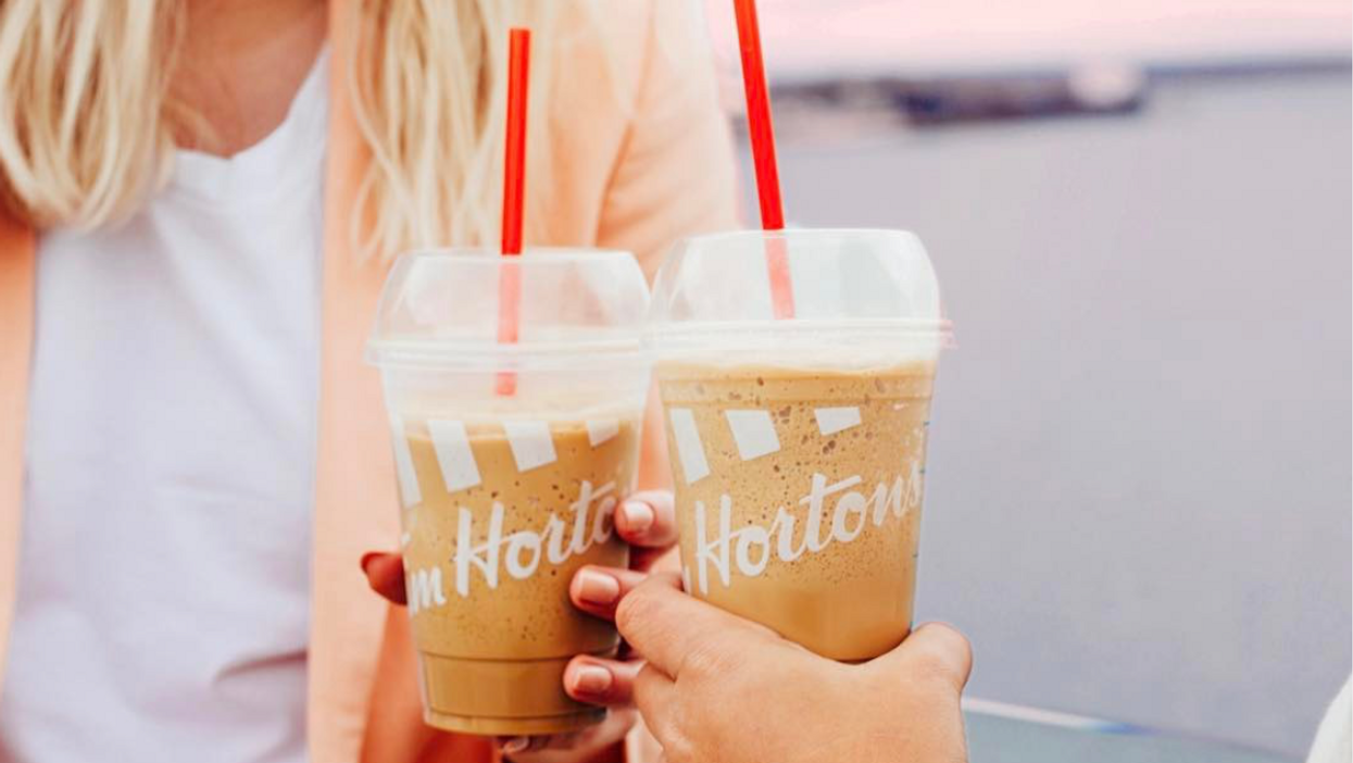 People Want Tim Hortons To Worry About Dairy-Free Milk Before Plant-Based Eggs