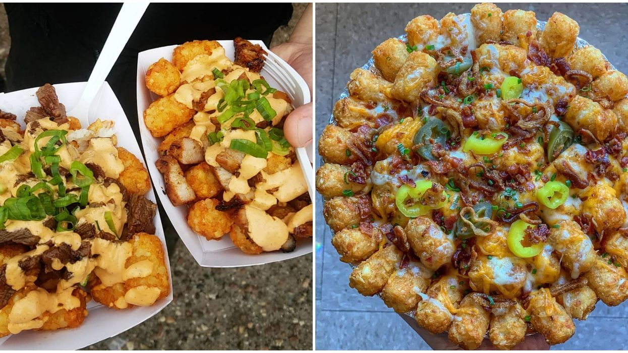 A HUGE Tater Tot Festival Is Coming To St. Pete Next Month And It's Free To Attend