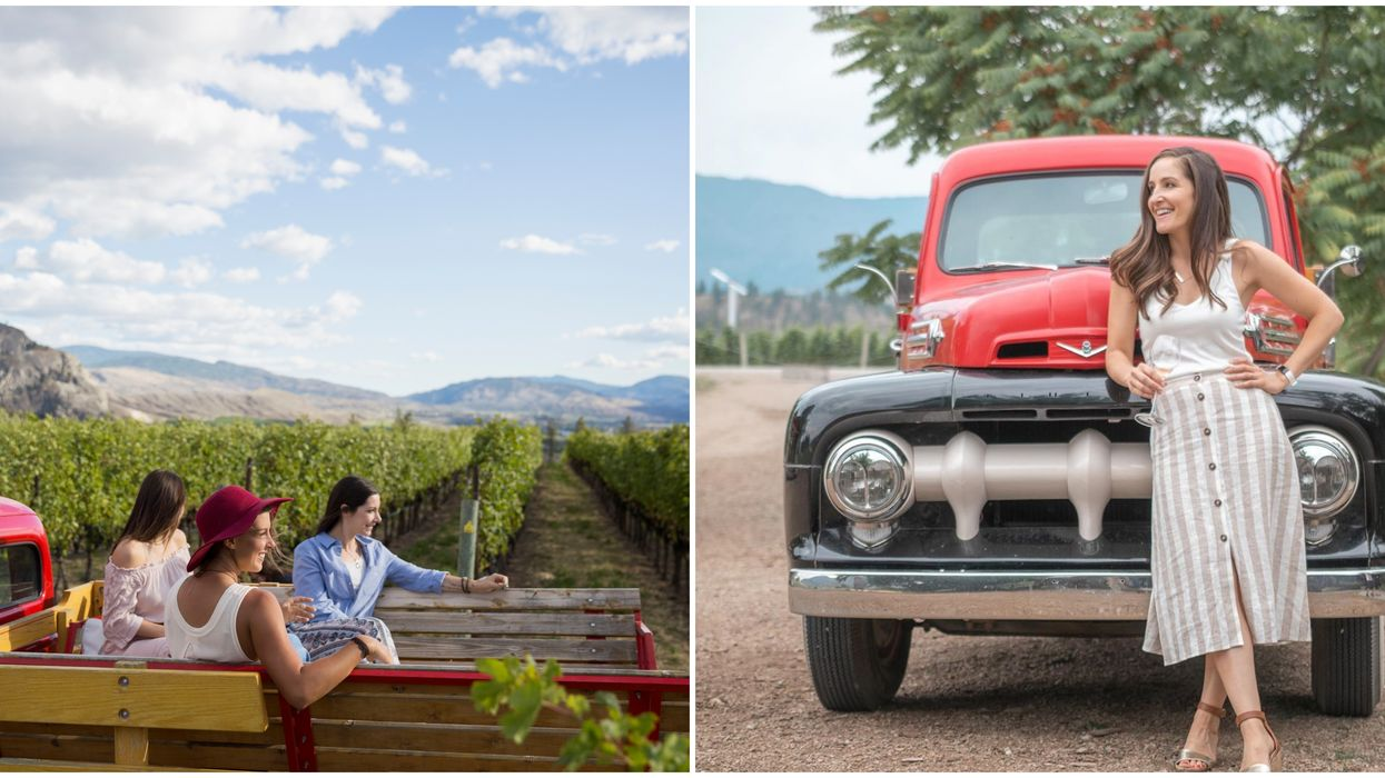 This Amazing BC Wine Tour And Farm Experience Is The Perfect Way To Get In The Mood For Fall