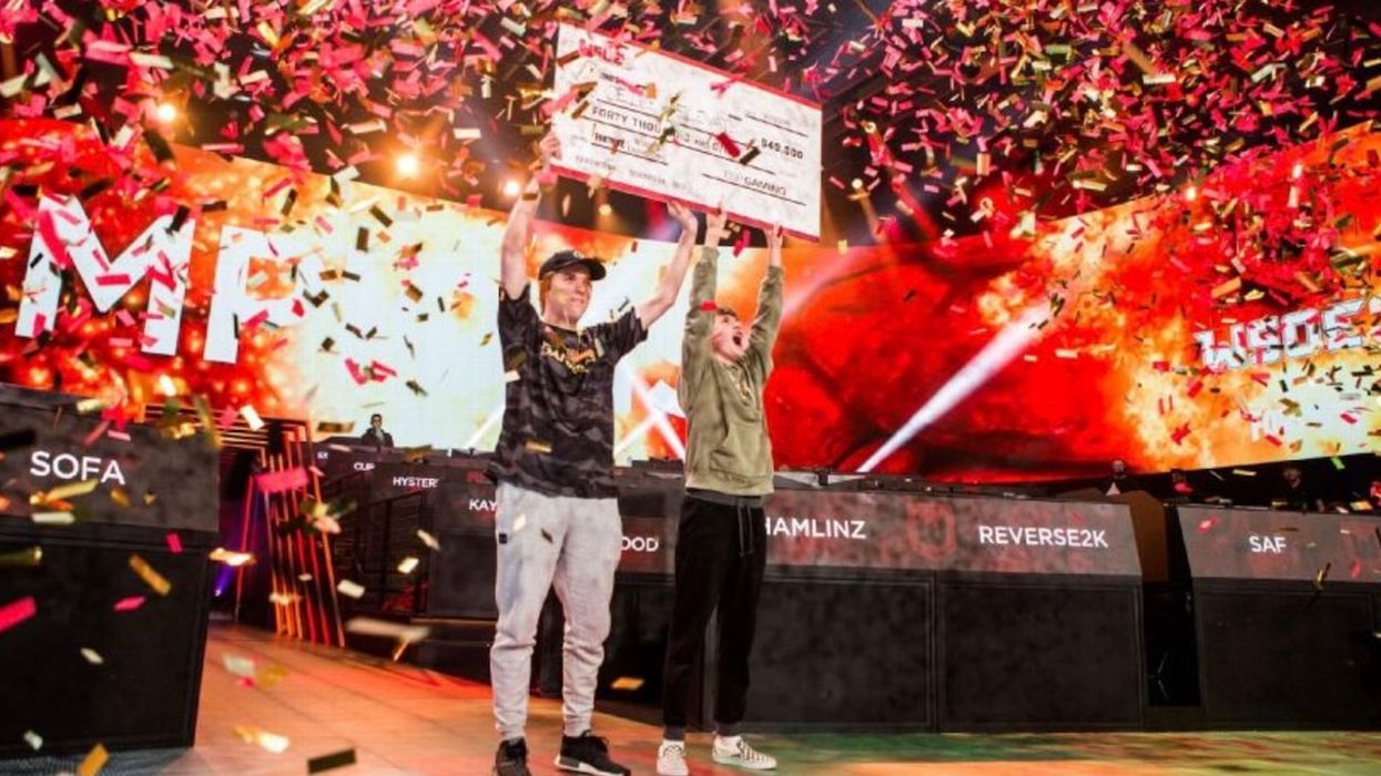 A Canadian Teen Just Won $1.2 Million In The Fortnite World Cup