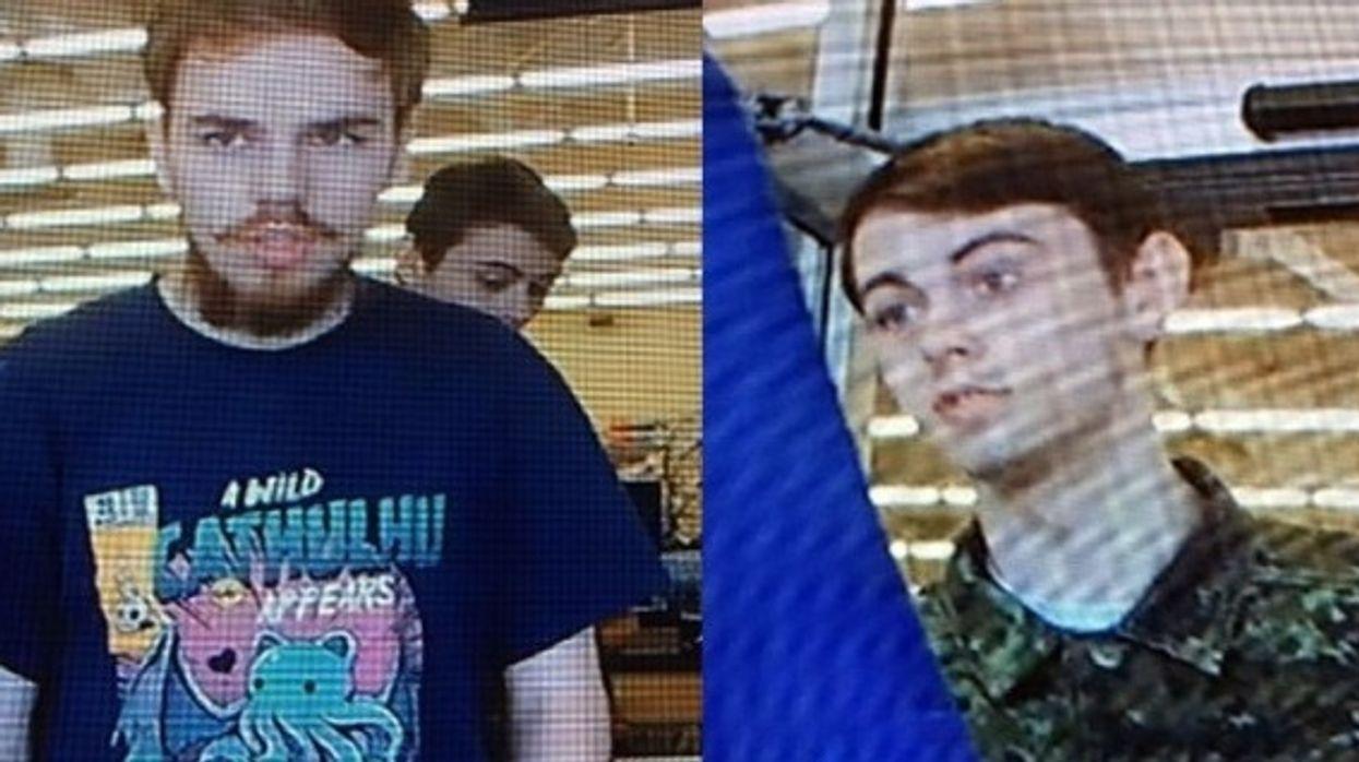 Ces deux Canadiens soupçonnés de trois meurtres sont en cavale depuis 15 jours à travers le pays