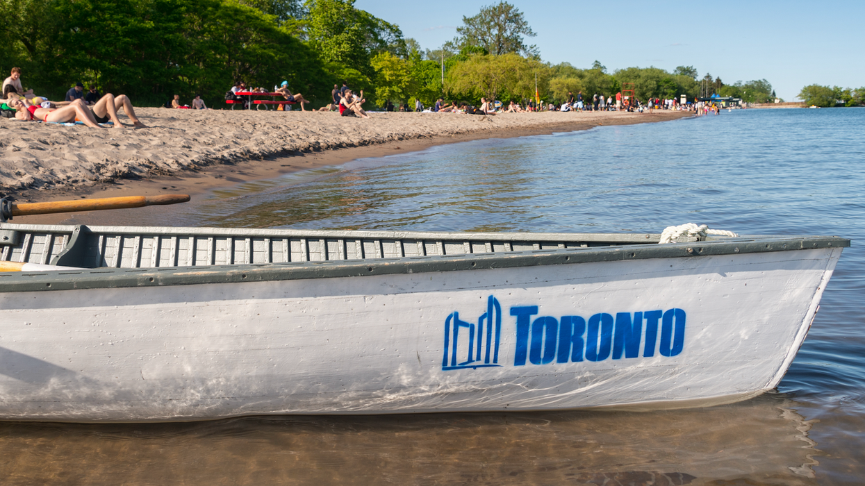 Toronto Is Spending $2.5 Billion To Make The City's Beach Water More Swimmable