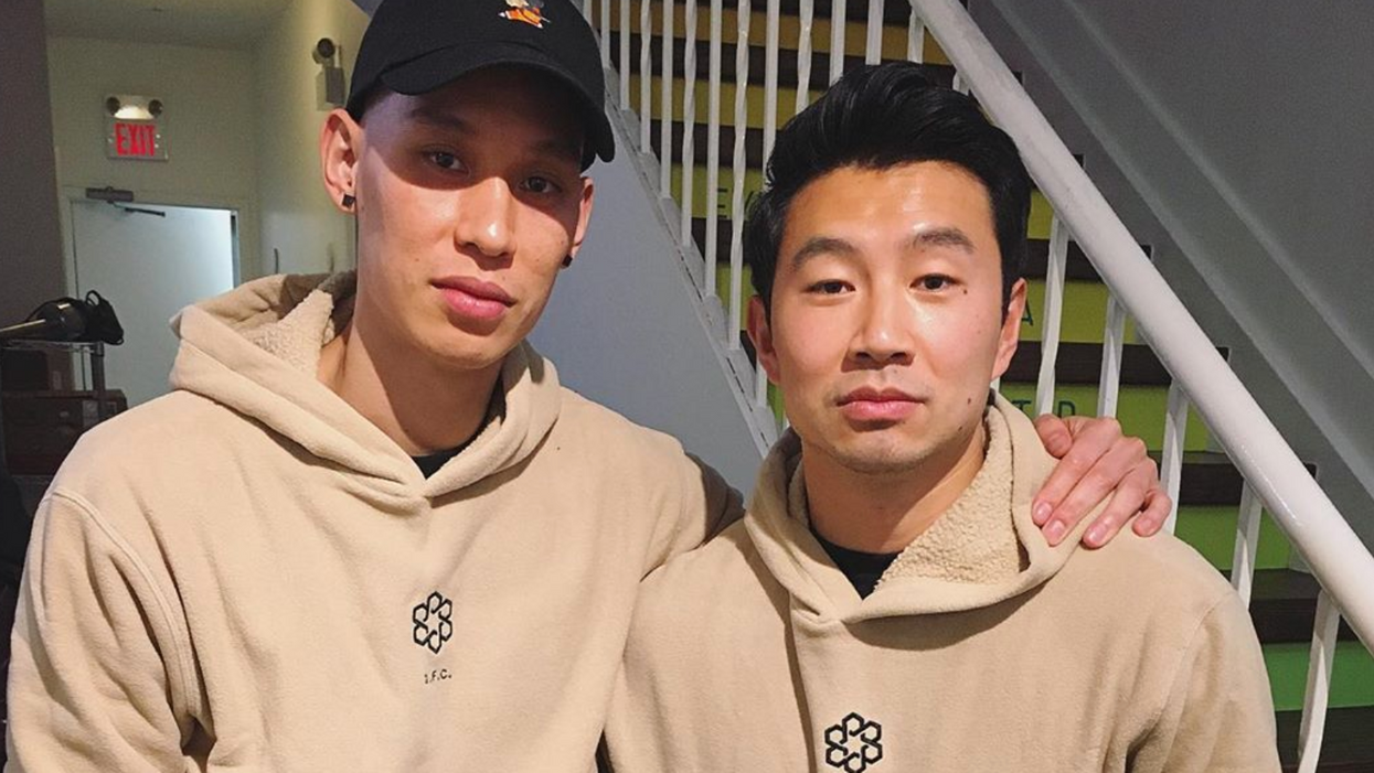 """Jeremy Lin Says He's Hit """"Rock Bottom"""" And Simu Liu Is Coming Through For Him"""