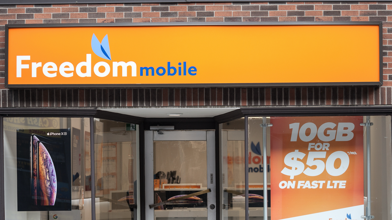 Freedom Mobile Is Giving Out Free iPhones With Two-Year Plans In Canada