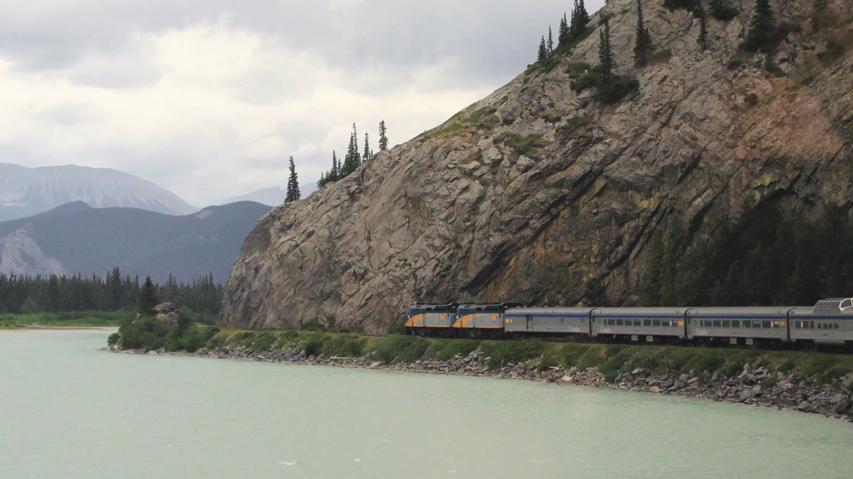 VIA Rail Is Having A Sale On Train Trips All Over Canada Until Midnight Tonight