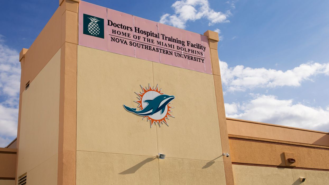 The Dolphins Actually Fired Their Offensive Line Coach Less Than One Week Into Training Camp