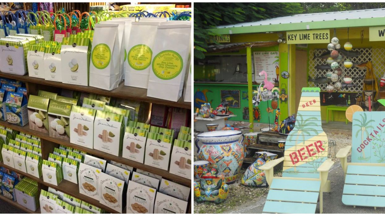 This Hidden Shop In Key West Specializes In Selling Everything Key Lime Flavored And Scented